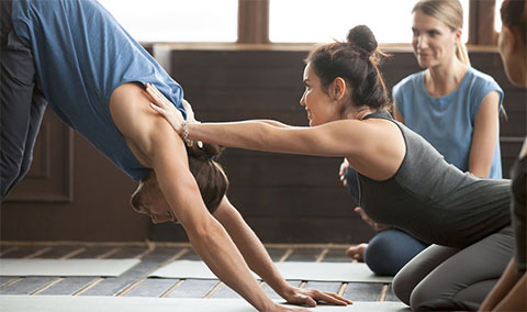 Inbody Advanced Yoga and Therapy Certifications