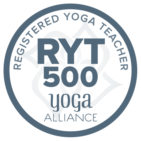 Yoga Alliance RYT500